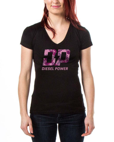Floral Womens , Womens Top - Diesel Power Gear, Diesel Power Gear
