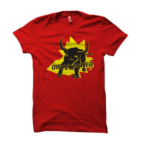 The Bull - Boys Shirt , Youth Shirt - Diesel Power Gear, Diesel Power Gear