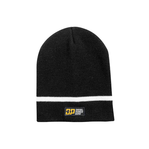 Stripe Diesel Power Beanie