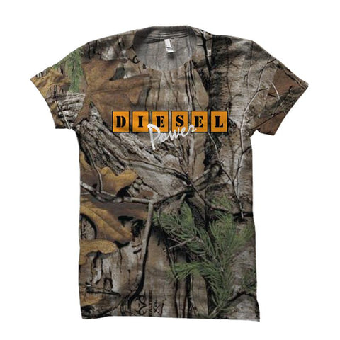 Throwback Camo , Shirt - Diesel Power Gear, Diesel Power Gear
