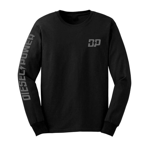 Diesel Power Long Sleeve Black , Shirt - Diesel Power Gear, Diesel Power Gear