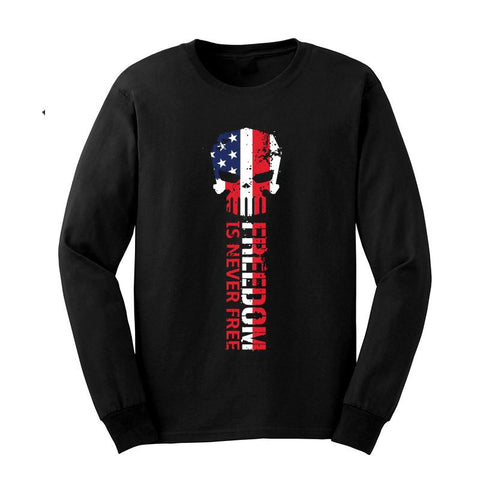 Never Forget Flag Long Sleeve