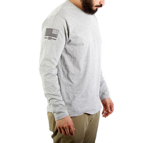 Biker Long Sleeve Shirt