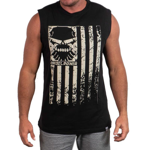 Premium Rank and File Muscle Tee