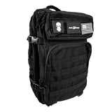 Diesel Power Black Tactical Backpack