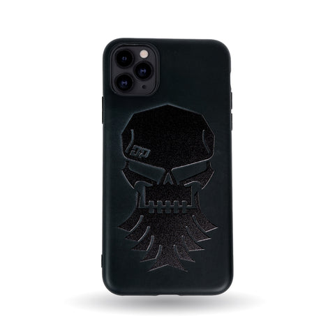 Beard Skull Phone Case
