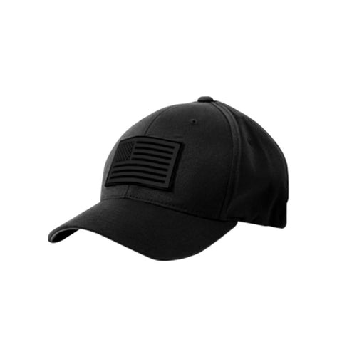 Blackout Military Flag Hat