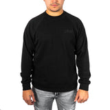 DP Black Raglan Sweater