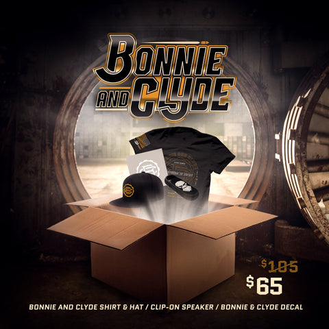 Bonnie and Clyde Bundle