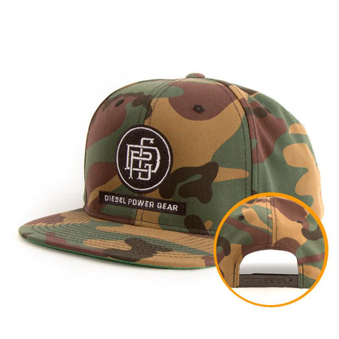 Sigil Camo Cap , Hat - Diesel Power Gear, Diesel Power Gear