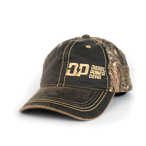 Diesel Power Real Tree - Outdoor Hat , Hat - UptownEmbroidery, Diesel Power Gear
