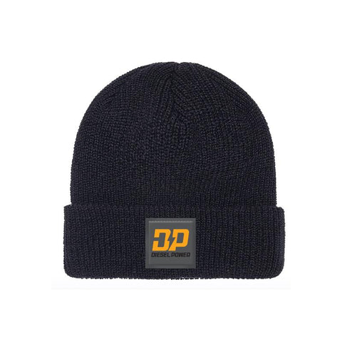Diesel Power Patch Beanie , Hat - Diesel Power Gear, Diesel Power Gear