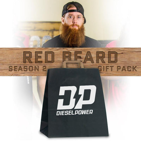 Red Beard DB Season 2 Gift Pack , DPG Accessory - Diesel Power Gear, Diesel Power Gear  - 1