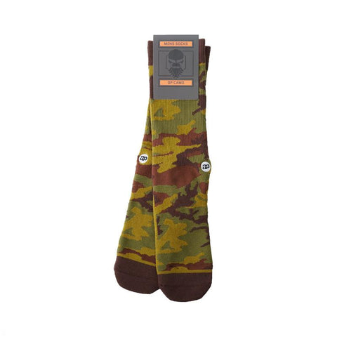 DP Camo Socks