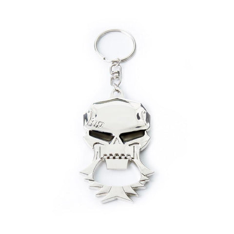 DP Skull Key Chain