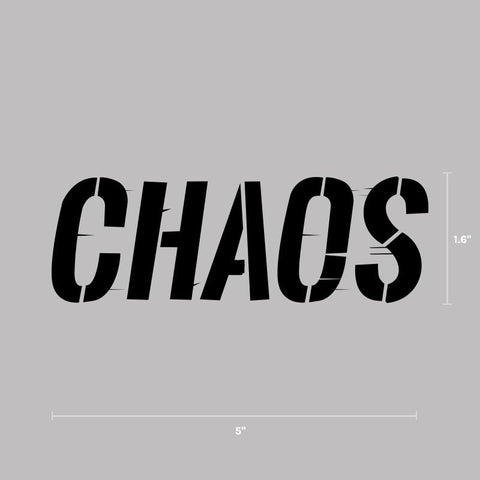 Chaos Decal