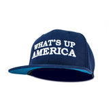What's Up America (Diesel Dave) Navy Snapback
