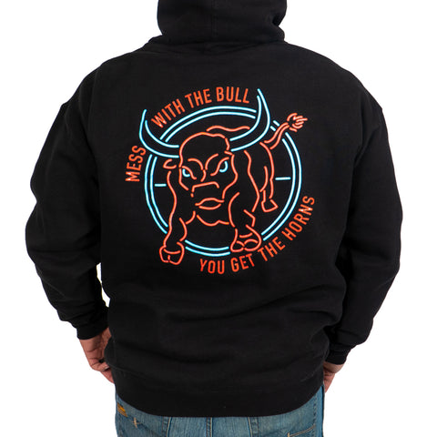 Mess with the Bull Hoodie