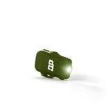Double Arc Flashlight Lighter Military Green