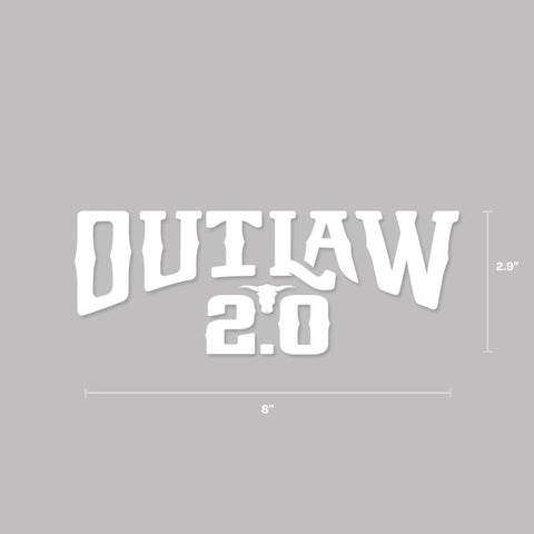 Outlaw 2.0 Decal