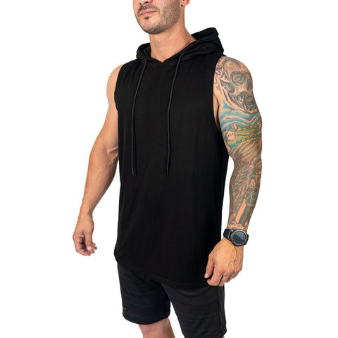 Power Gear Sleeveless Hoodie