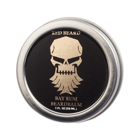 Red Beard (Bay Rum) Beard Balm , Accessory - Olio, Diesel Power Gear