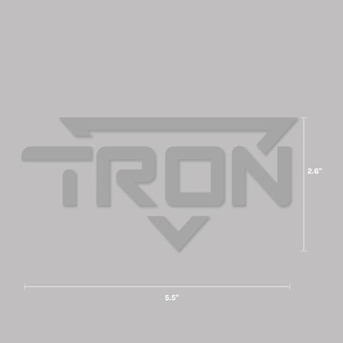 Tron Decal