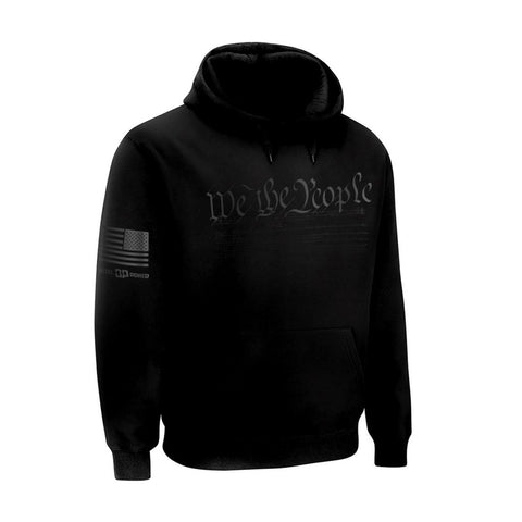 We the People Blackout Hoodie