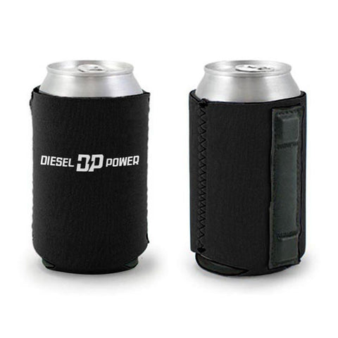 Diesel Power Black Can Cooler , Koozie - Diesel Power Gear, Diesel Power Gear