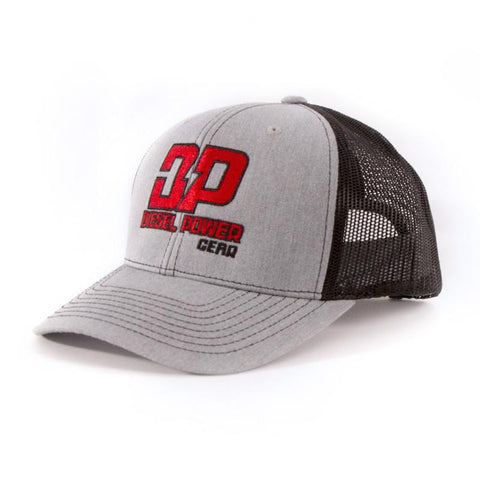 Slate Trucker Hat , Hat - Diesel Power Gear, Diesel Power Gear