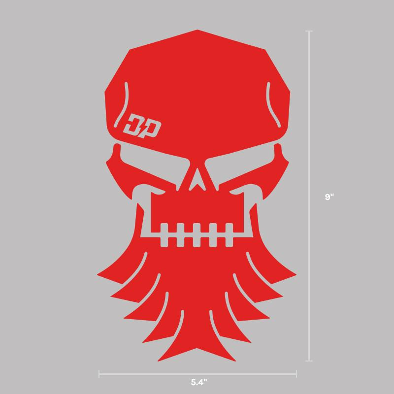 DP Skull Decal – Diesel Power Gear