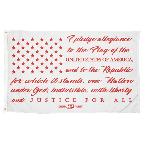 Pledge Flag