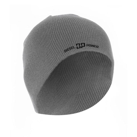 Diesel Power Beanie Gray, Hat - Diesel Power Gear, Diesel Power Gear  - 2