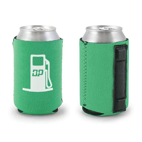Fuel Pump Green Can Cooler , Koozie - Diesel Power Gear, Diesel Power Gear