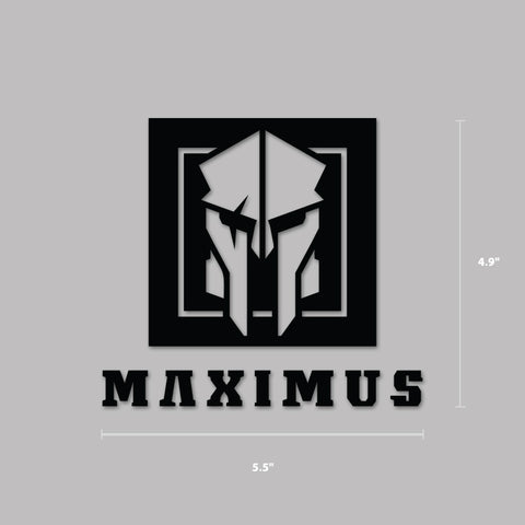 Maximus Decal