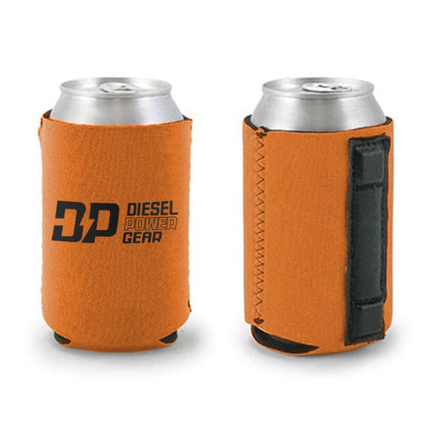 DPG Orange Can Cooler , Koozie - Diesel Power Gear, Diesel Power Gear