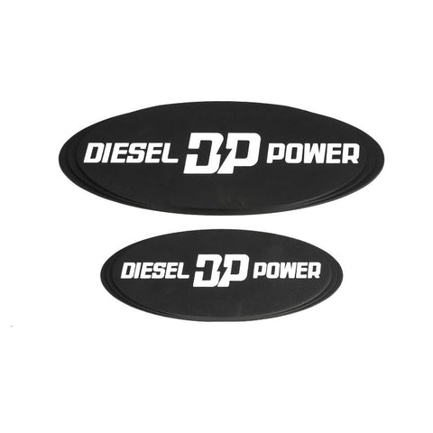Diesel Power Ford SD combo emblems