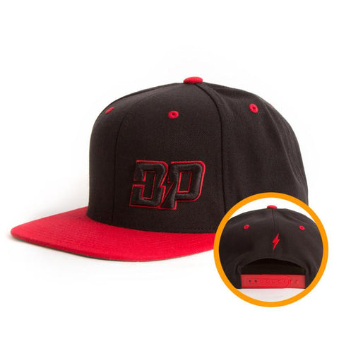 Rigid - Two Tone Cap Black/Red, Hat - Diesel Power Gear, Diesel Power Gear  - 1