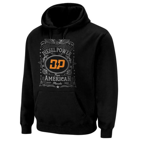 True American Hoodie , Hoodie - Diesel Power Gear, Diesel Power Gear