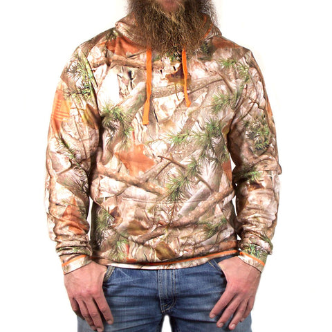 Diesel Power Camo Sublimated Hoodie