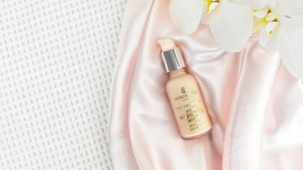 Perfect Product Pairings with Active Brightening Serum
