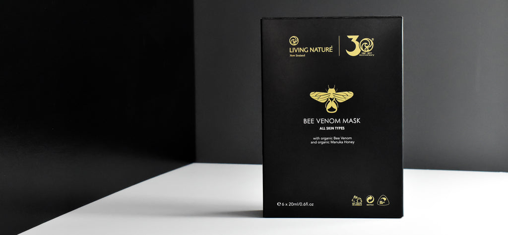 NEW Bee Venom Face Mask
