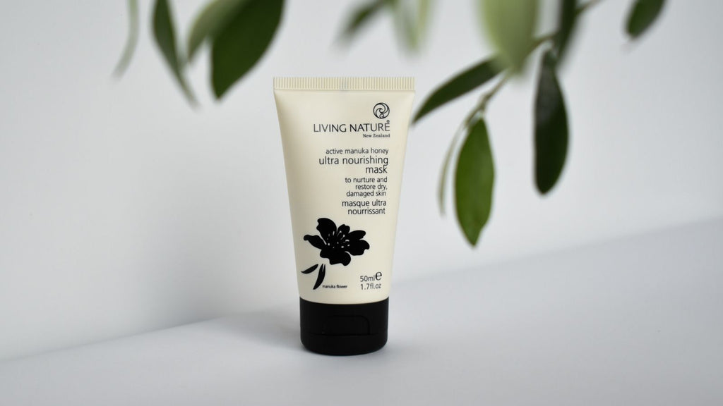 Improved Formulation: Living Nature Ultra Nourishing Mask