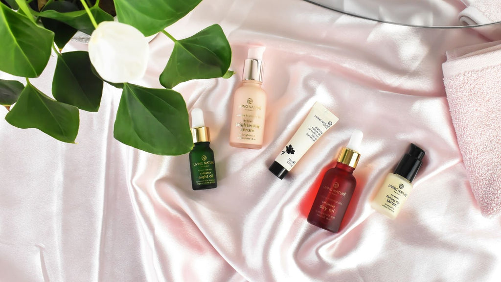 Adding Serums & Oils to your Skincare Routine