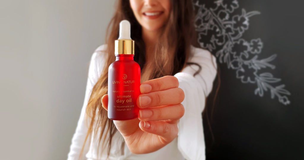 Katie Loves Her Living Nature Beauty Oils