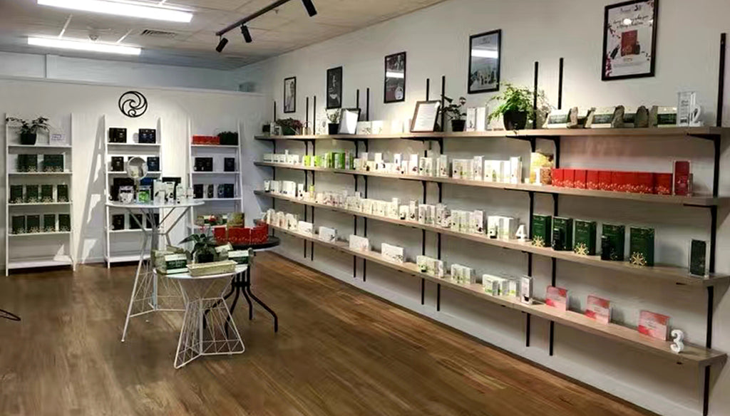 New Living Nature Store in Christchurch Airport
