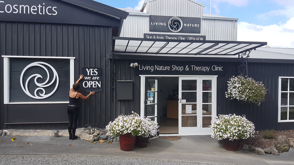 Living Nature Kerikeri Factory Shop