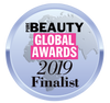 Living Nature Charcoal Clay Mask select as a finalist in the Pure Beauty Global Awards 2019