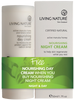 Living Nature Free Day Cream When You Buy a Night Cream