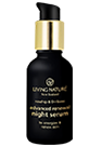 Living Nature Advanced Renewal Night Serum Promotion